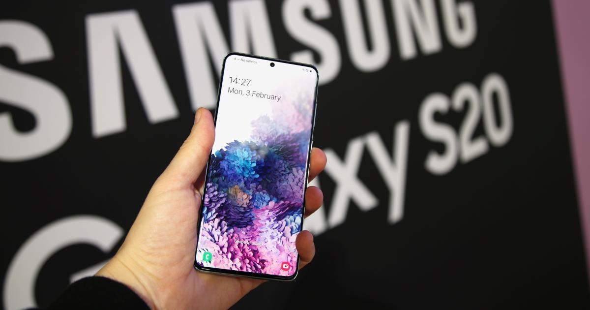 Was die rätselhafte Samsung-Benachrichtigung bedeutet