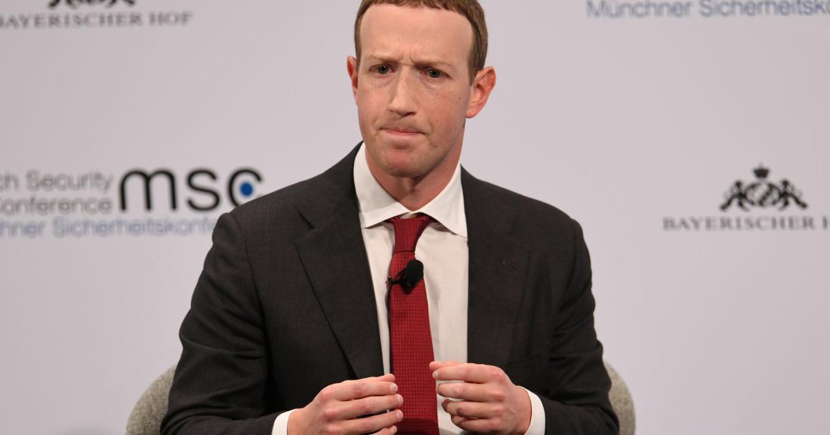 Zuckerberg: Facebook gibt Milliarden für die Sicherheit aus