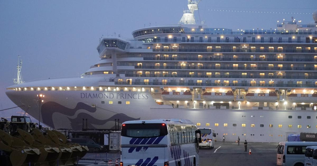 Coronavirus: 2.000 iPhones für Passagiere auf festgesetztem Schiff