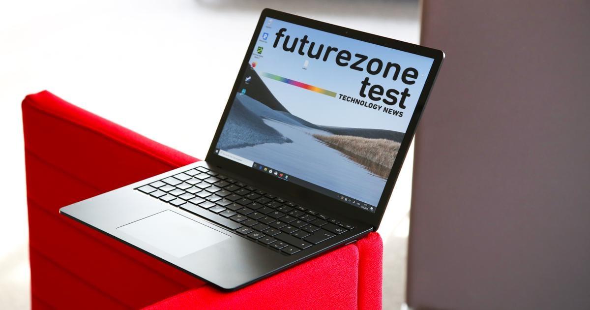 Microsoft Surface Laptop 3 im Test: Haarlos und grandios