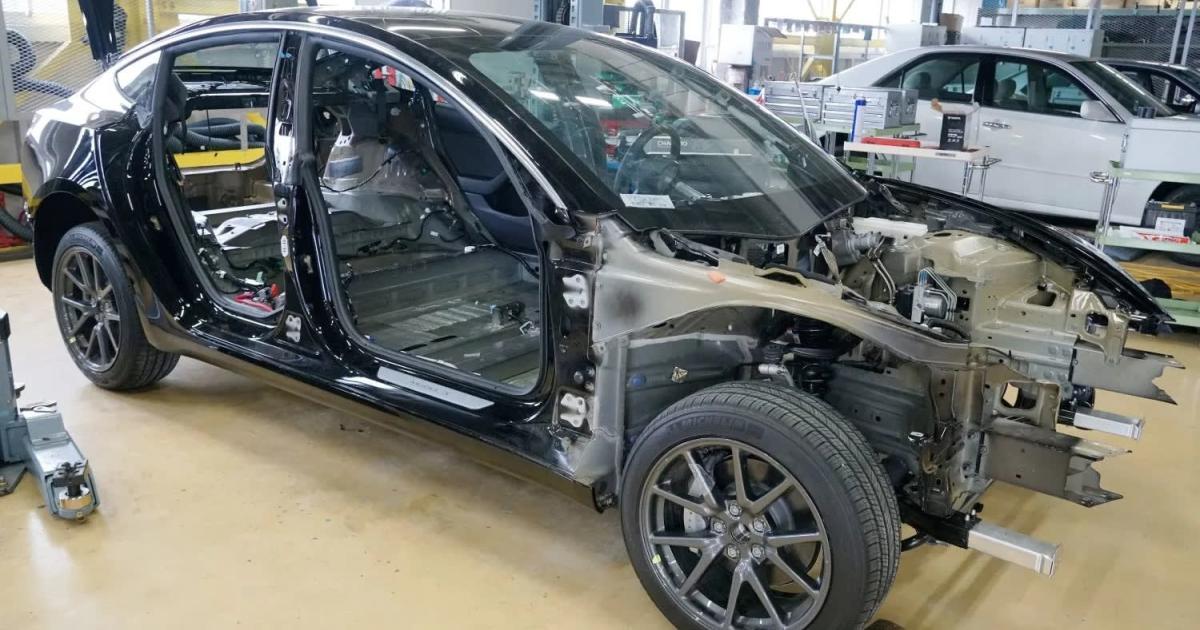 """Auseinandergenommen: """"Tesla ist 6 Jahre vor Toyota und VW"""""""