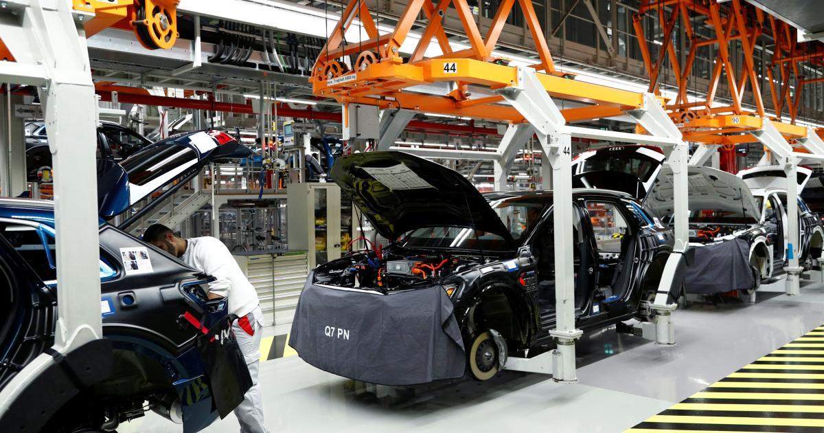 Audi muss Produktion des e-tron vorübergehend einstellen