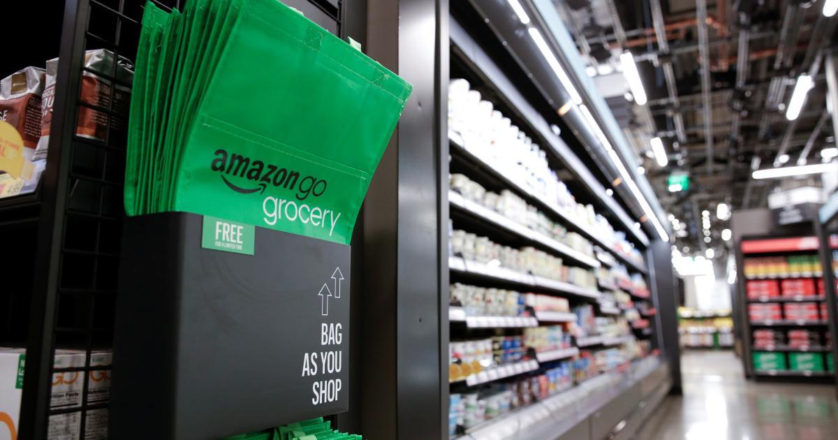Amazon eröffnet ersten größeren Supermarkt ohne Kassen