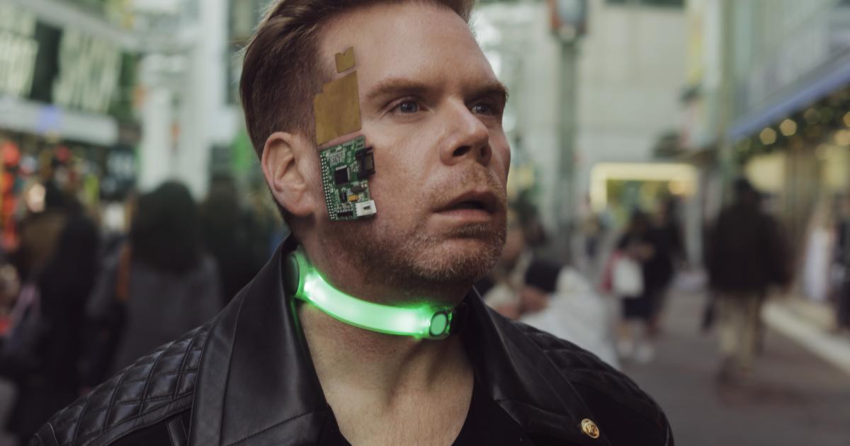 Der achtsame Cyborg: Mit 700 Apps zur totalen Selbstüberwachung