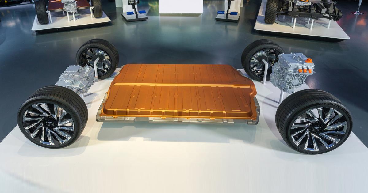 GM zeigt neuartige Batterietechnologie für höhere Reichweite