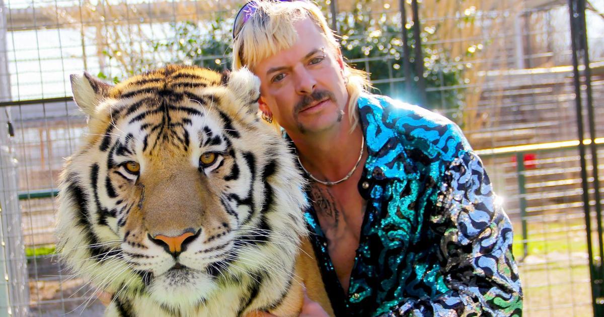 Trump überlegt, Tiger King zu begnadigen