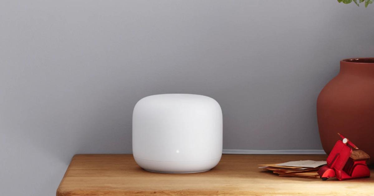 Google Nest Wifi startet in Österreich: Schnelles WLAN per Mesh