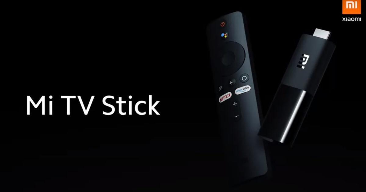 Xiaomi bringt TV-Stick für Streaming