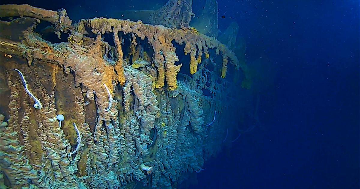Neue Tauchmission zur Titanic bewilligt