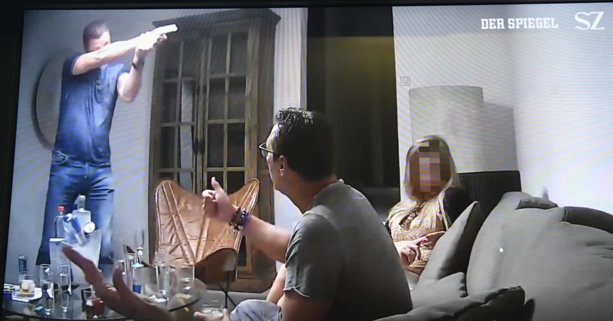 USB-Stick mit Ibiza-Video wird ausgestellt