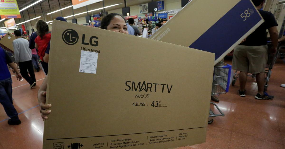 Behörde warnt vor spionierenden Smart-TVs