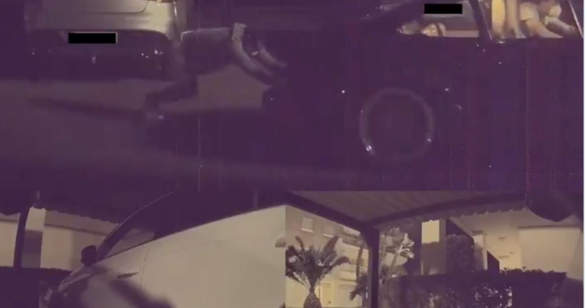 Tesla Sentry Mode hilft gestohlenen Porsche wiederzufinden