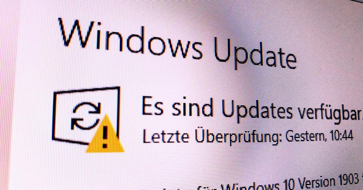 Windows 10 Verbindungsprobleme