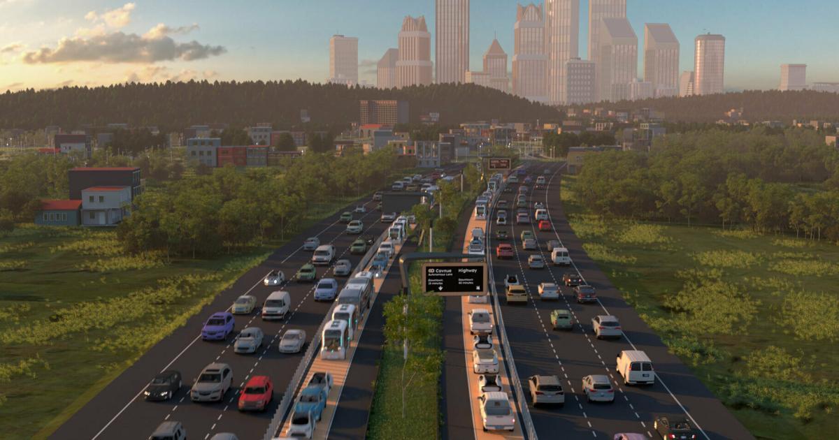 Eigene Fahrspuren für selbstfahrende Autos in Michigan