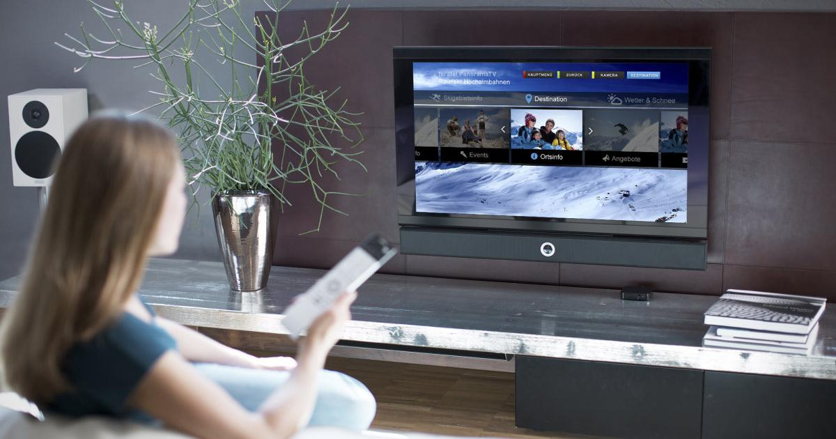 internetsurfen ist auf vielen smart tvs unsicher. Black Bedroom Furniture Sets. Home Design Ideas