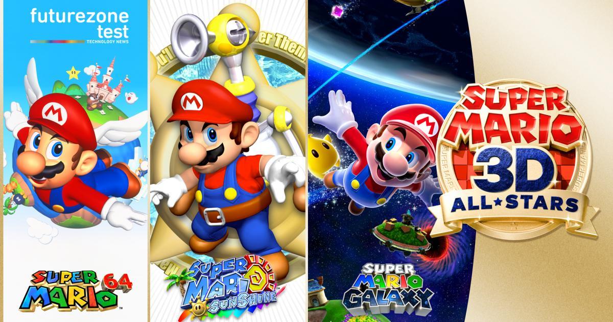"""""""Super Mario 3D Allstars"""" im Test: Ein großartiges Spiel zum Preis von Dreien"""