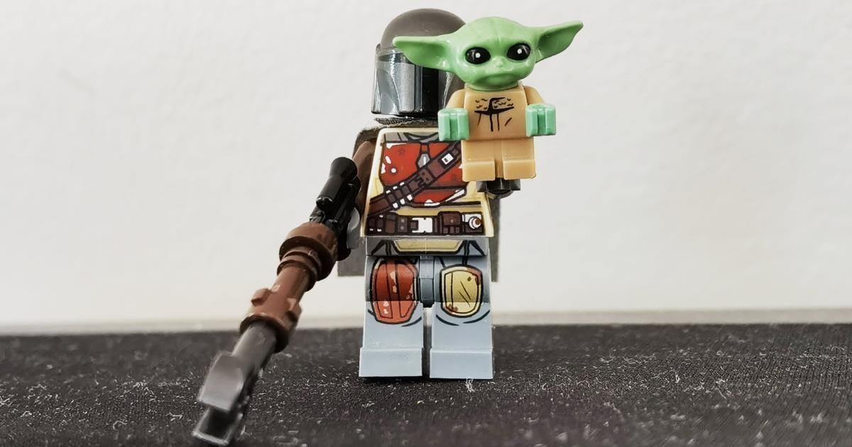 Baby Yoda gibt es jetzt auch als Lego-Set