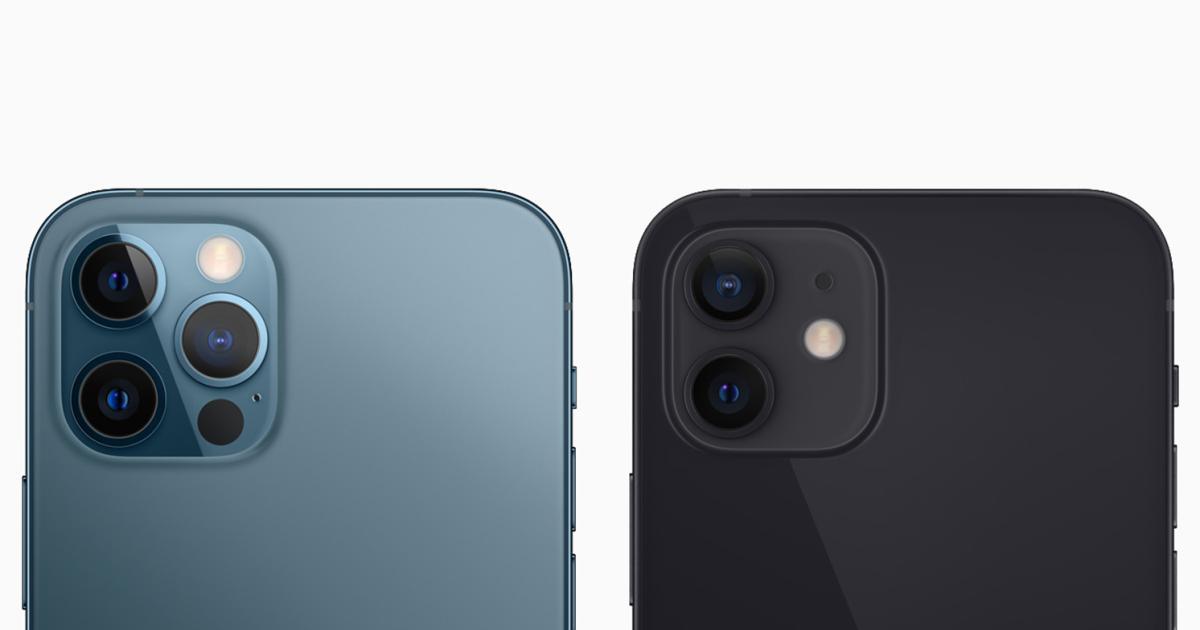 iPhone 12: Apple füllt fehlende Teile mit Plastik auf