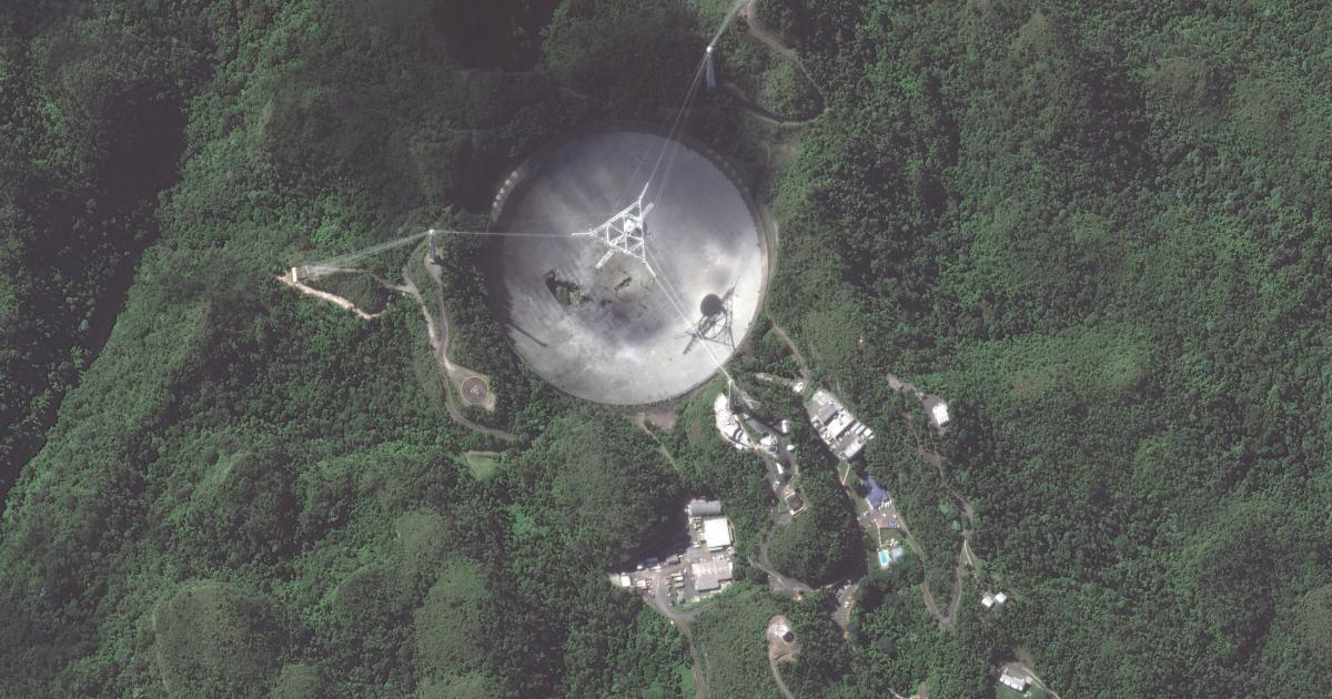 Aus für Riesen-Teleskop: Gefahr durch Asteroiden steigt