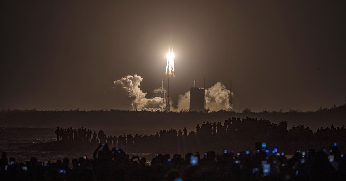 Experte: China hat bei seiner Mond-Mission Hintergedanken