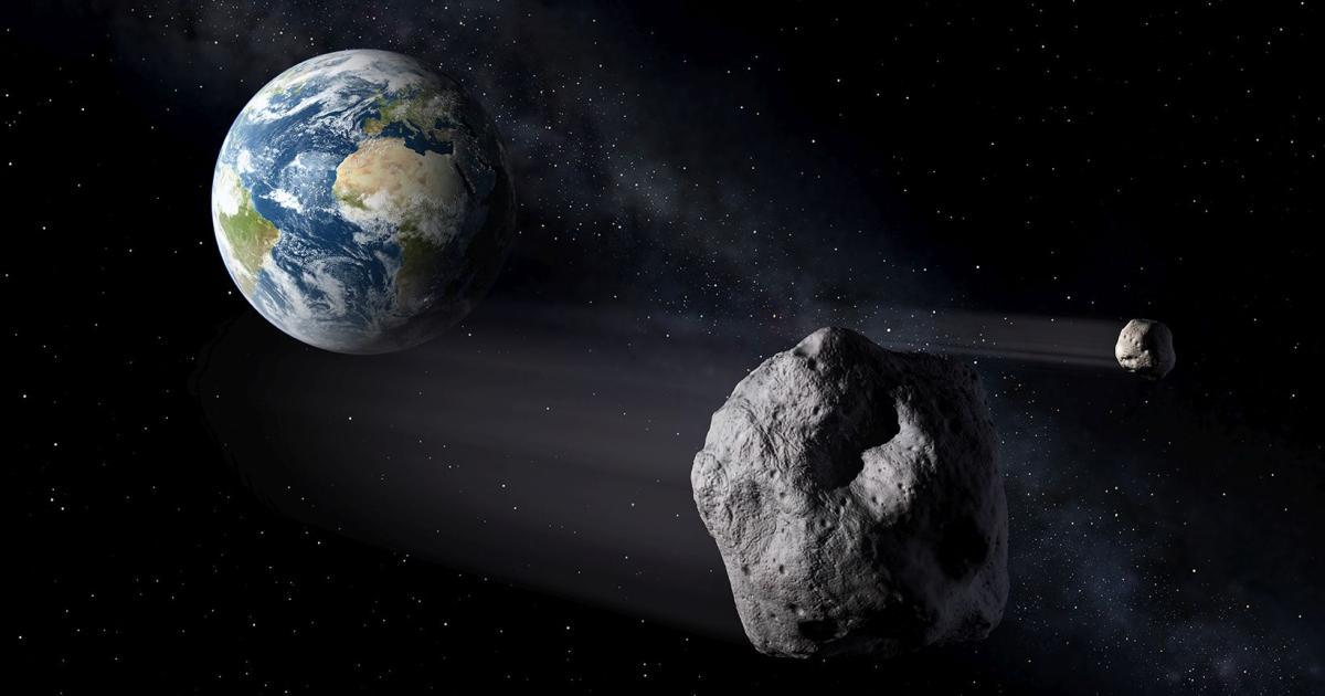 Riesiger Asteroid kommt Erde im März nahe - futurezone.at