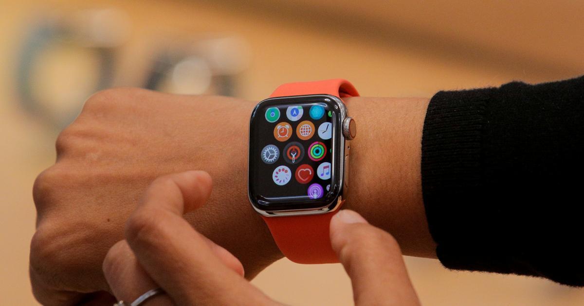 Apple Watch kann Corona frühzeitig erkennnen
