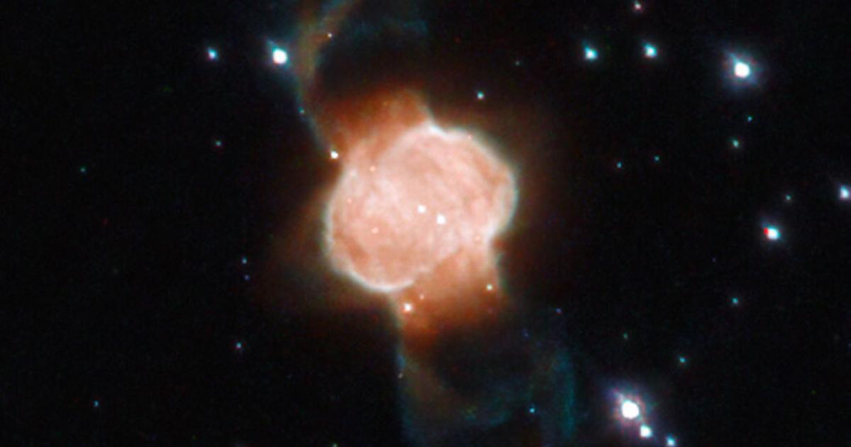 Hubble liefert eindrucksvolles Foto von planetarischem Nebel - futurezone.at