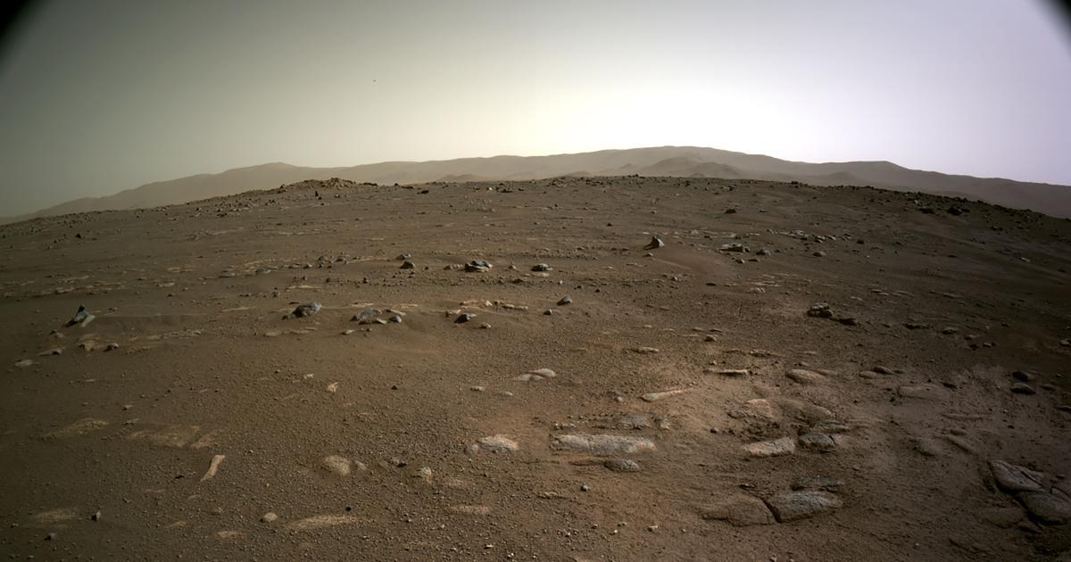 Neues Video zeigt Mars-Oberfläche in 3D - futurezone.at