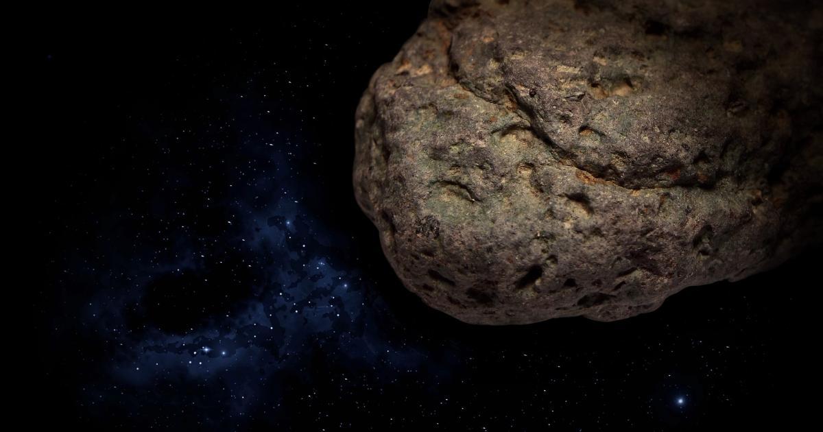 Organische Substanz auf Asteroiden entdeckt - futurezone.at