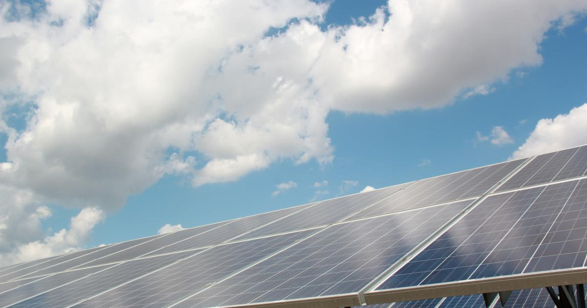 Neues Material soll Effizienz von Solarzellen verdoppeln