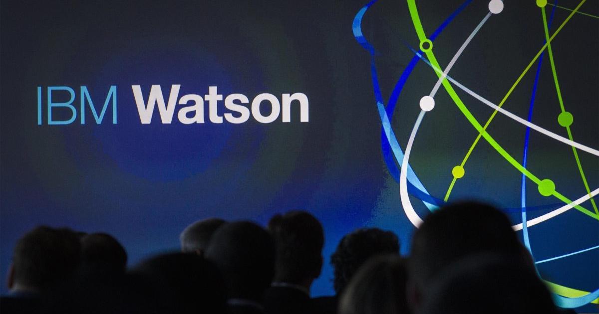 IBM Watson erkennt seltene Krankheit, rettet Frau das Leben