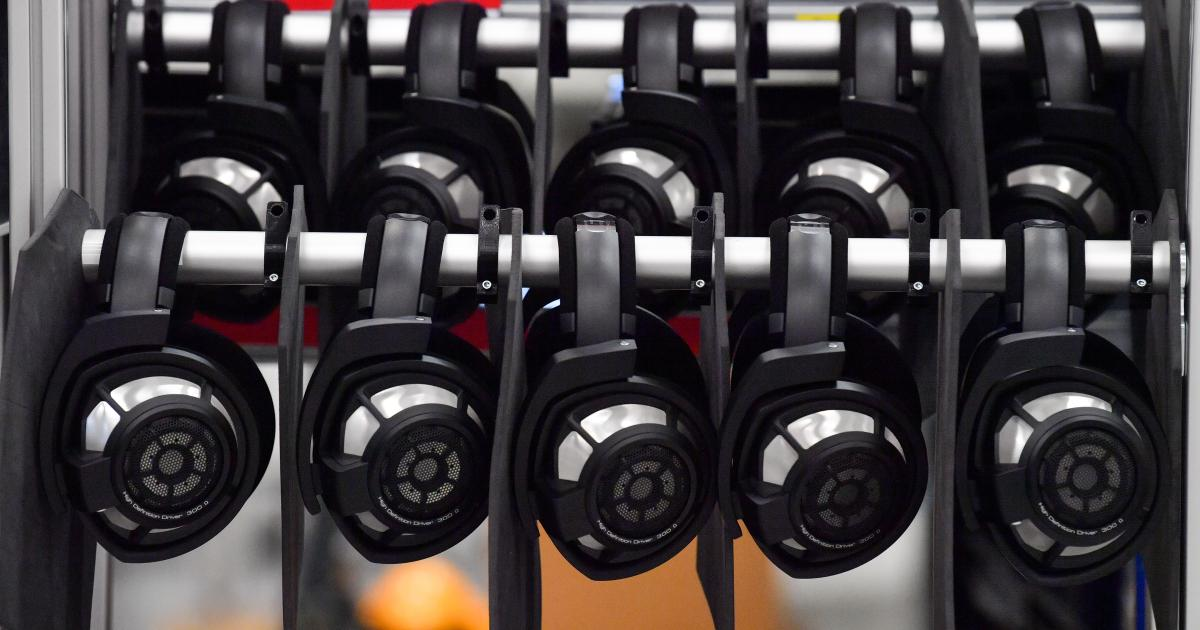 Sennheiser verkauft seine Kopfhörer-Sparte
