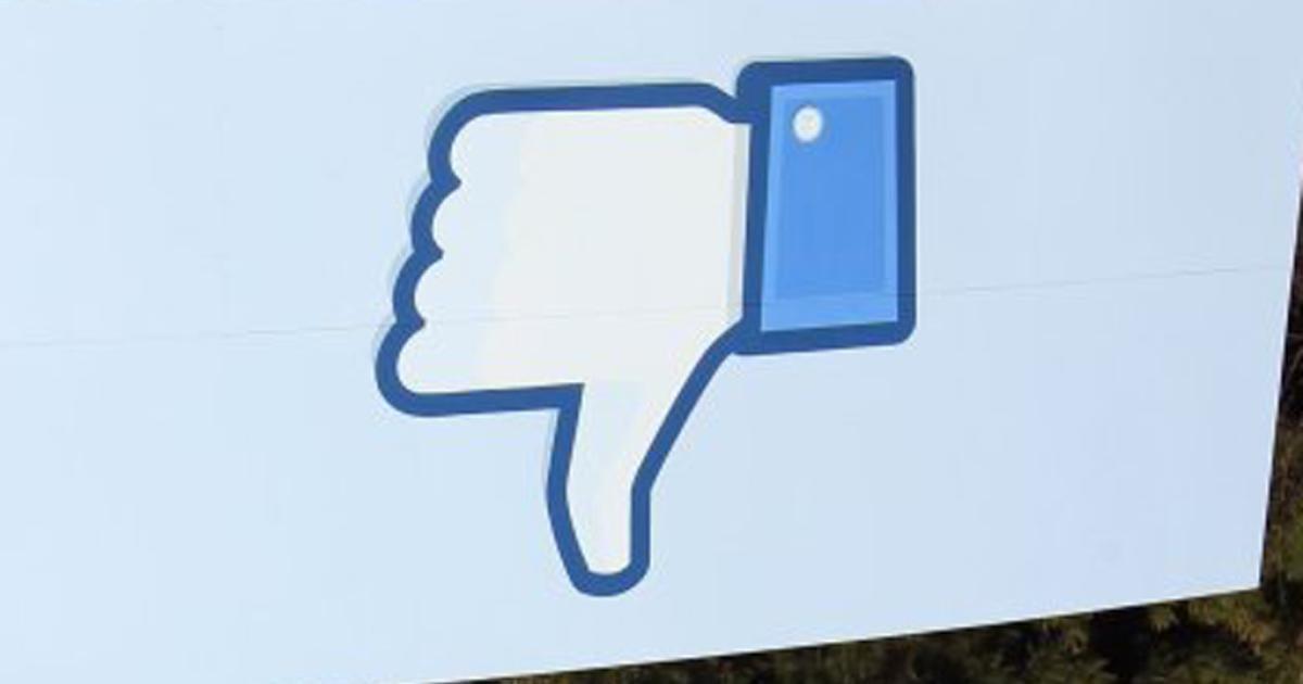 Facebook-Betrüger locken mit Dislike-Button