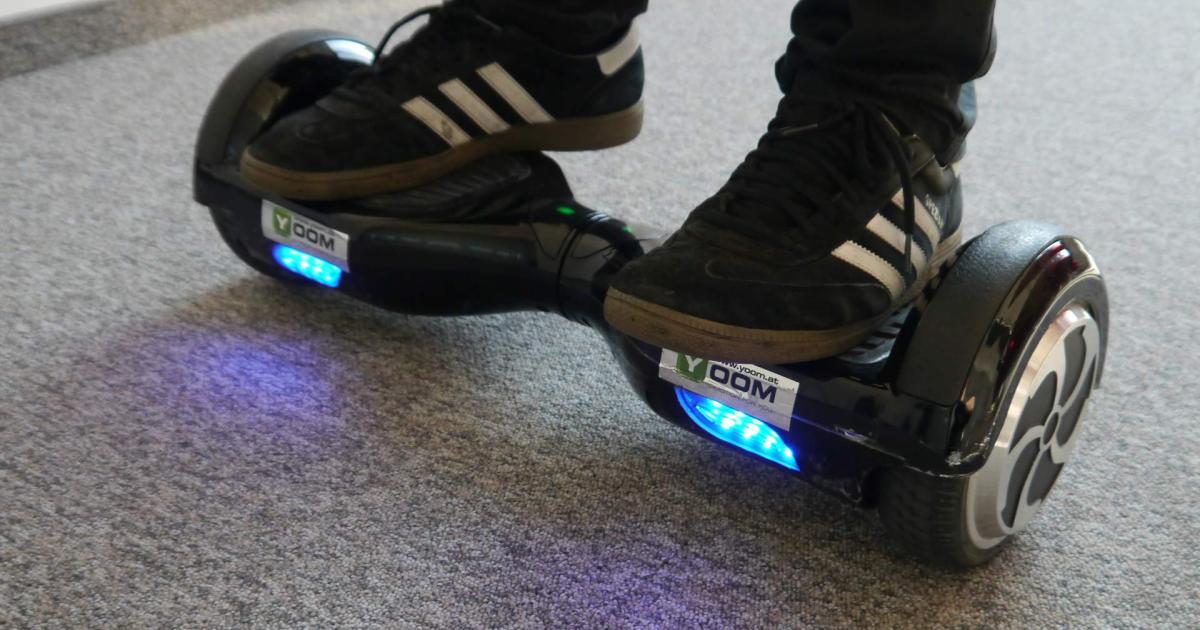 teenager stirbt bei hoverboard unfall. Black Bedroom Furniture Sets. Home Design Ideas