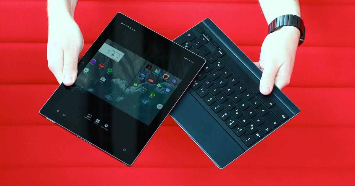 Bericht: Google-Notebook Pixel 3 mit Andromeda-Betriebssystem