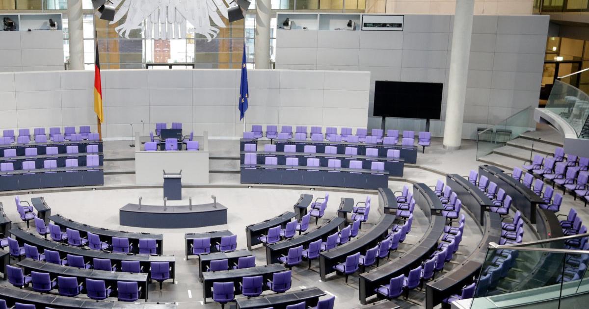 Cyberattacke auf deutschen Bundestag dauert an
