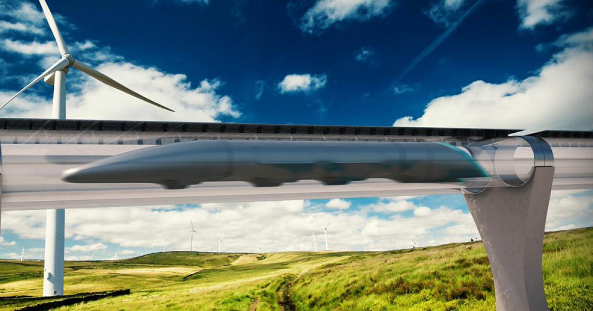 China baut ab 2019 in ärmster Provinz Hyperloop-Strecke