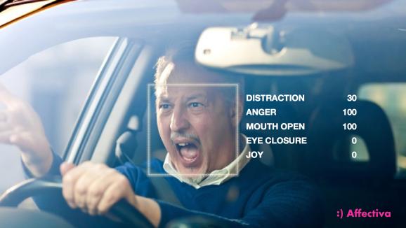 KI erkennt, ob man zu wütend zum Autofahren ist