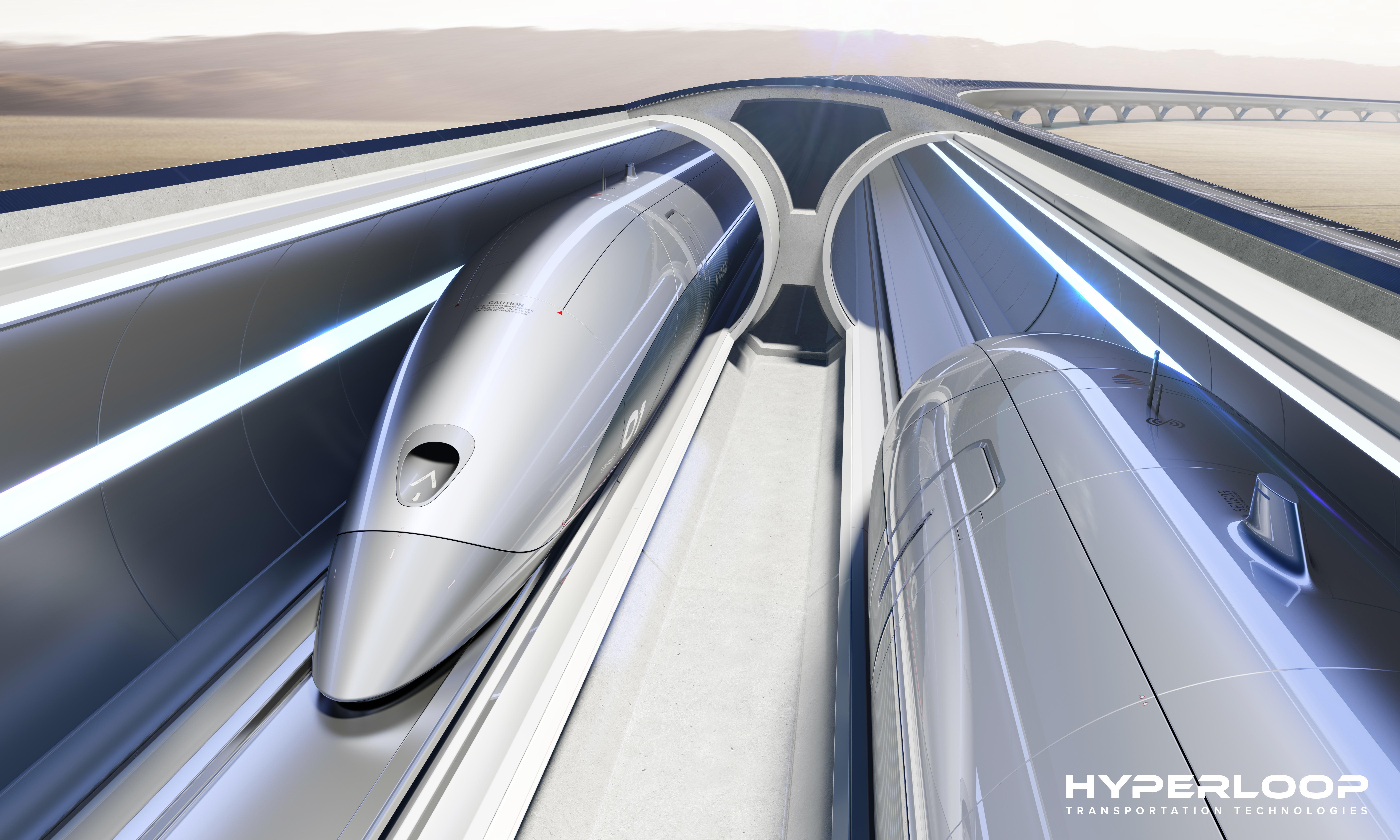 Abu Dhabi will zehn Kilometer lange Hyperloop-Strecke bauen