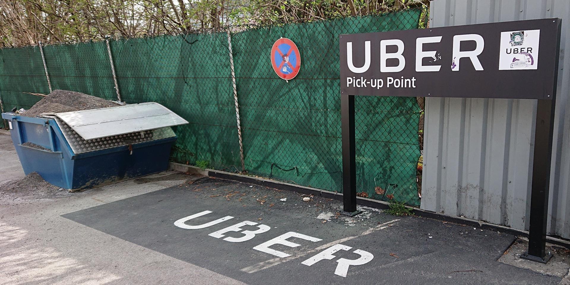 Uber teilt Daten über Fahrten künftig mit Städten
