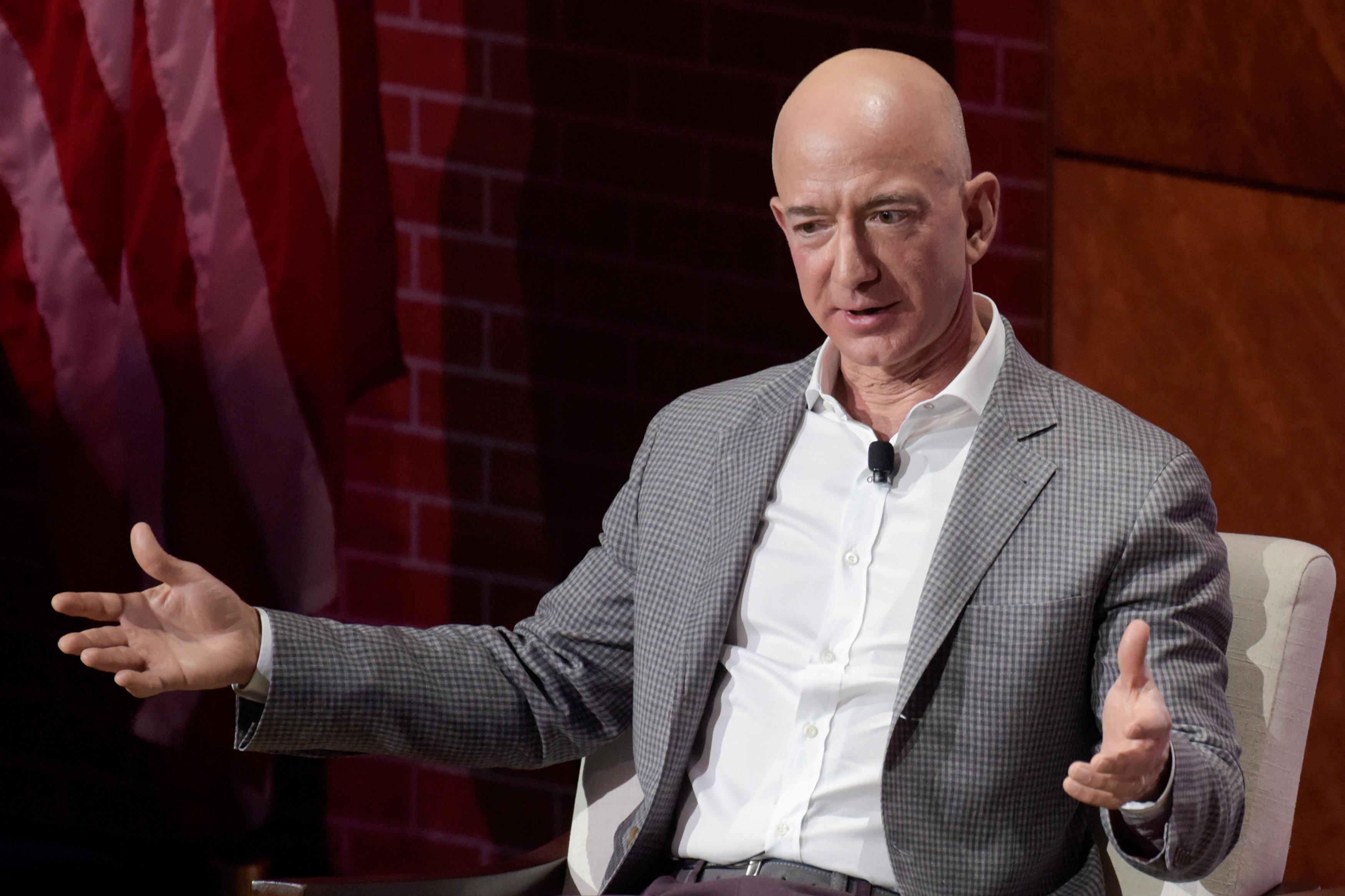Amazon-Chef: Die Erschließung des Weltalls ist notwendig