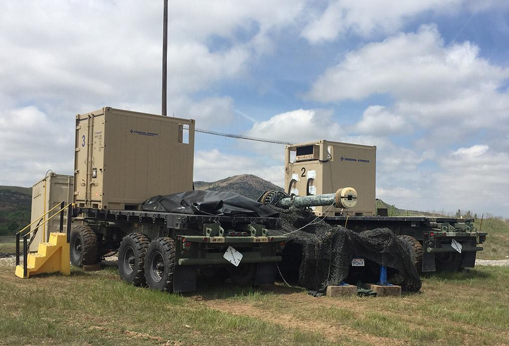 US-Armee lässt Railguns für Panzer entwickeln