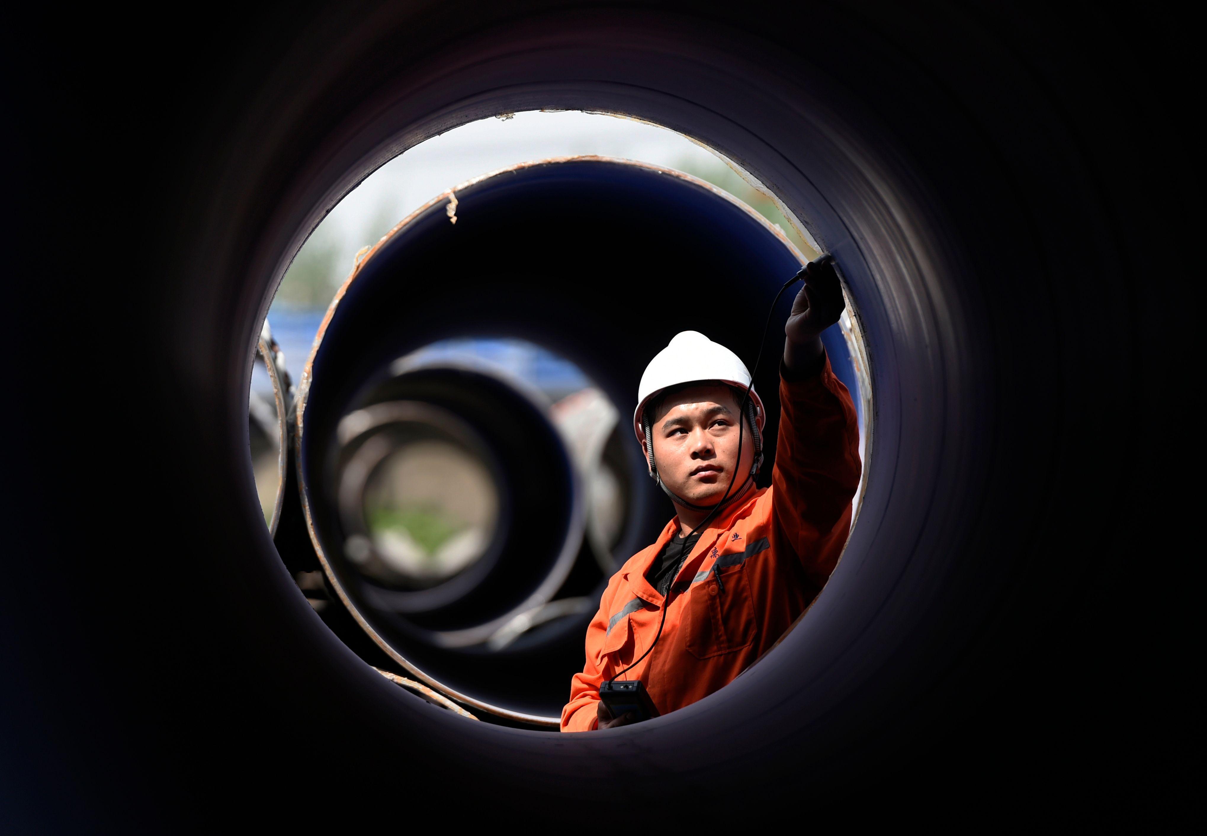 Chinesische Firmen überwachen Gehirnaktivitäten von Arbeitern