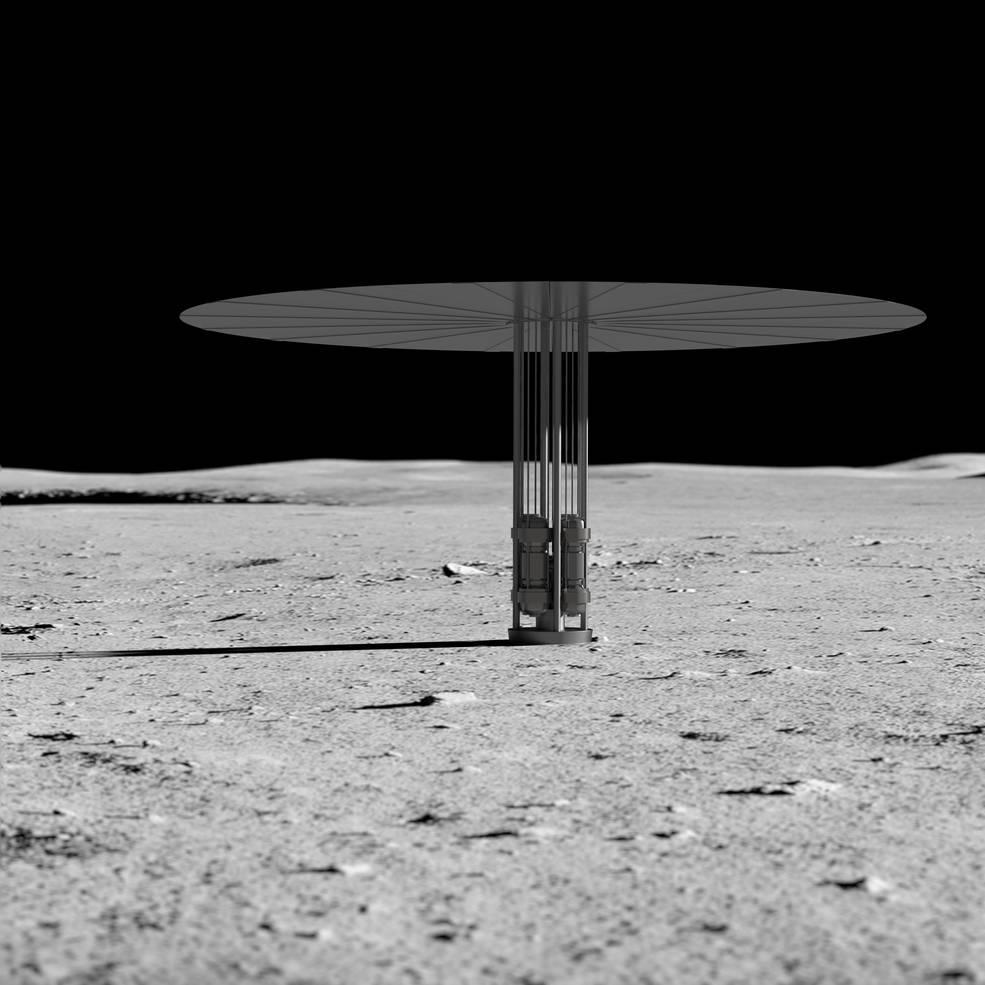 NASA testet erfolgreich Atomreaktor für Mars-Außenposten