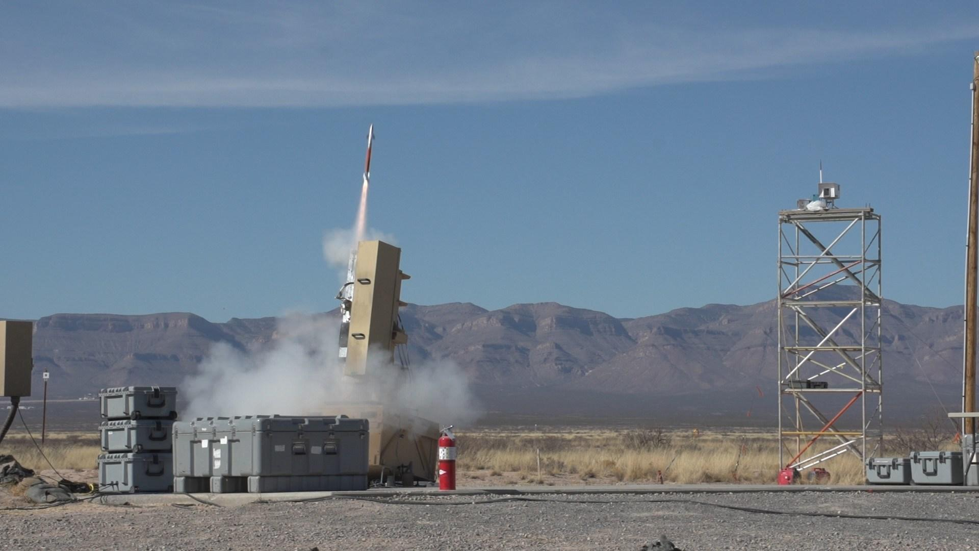 Lockheed will Drohnen mit Mini-Raketen abschießen
