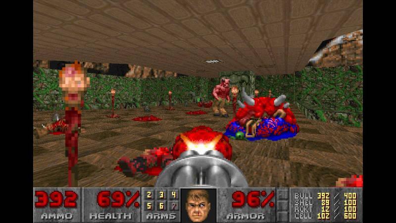 KI entwickelt selbstständig neue Doom-Levels