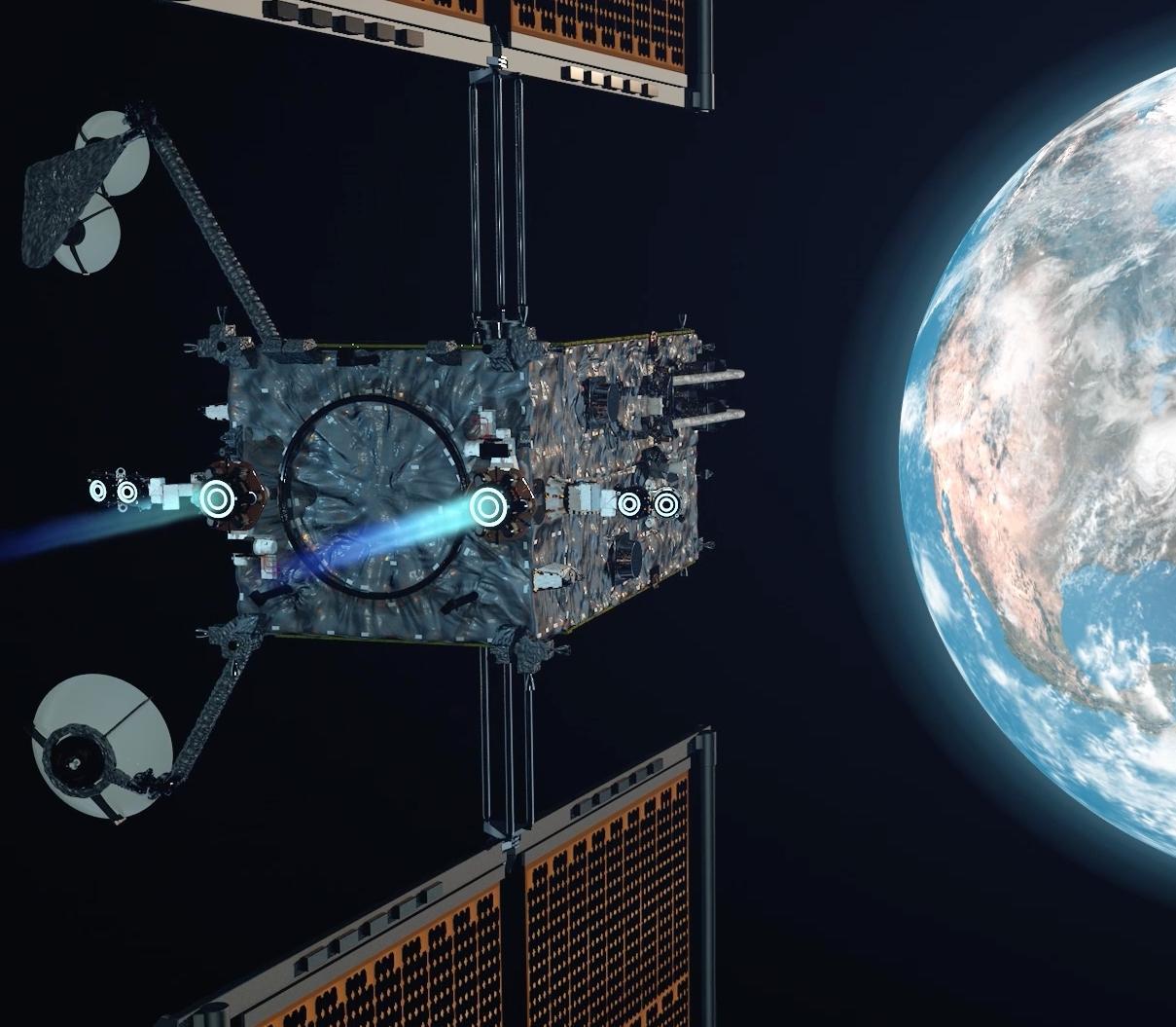 NASA bestellt erstes Segment der Mond-Raumstation