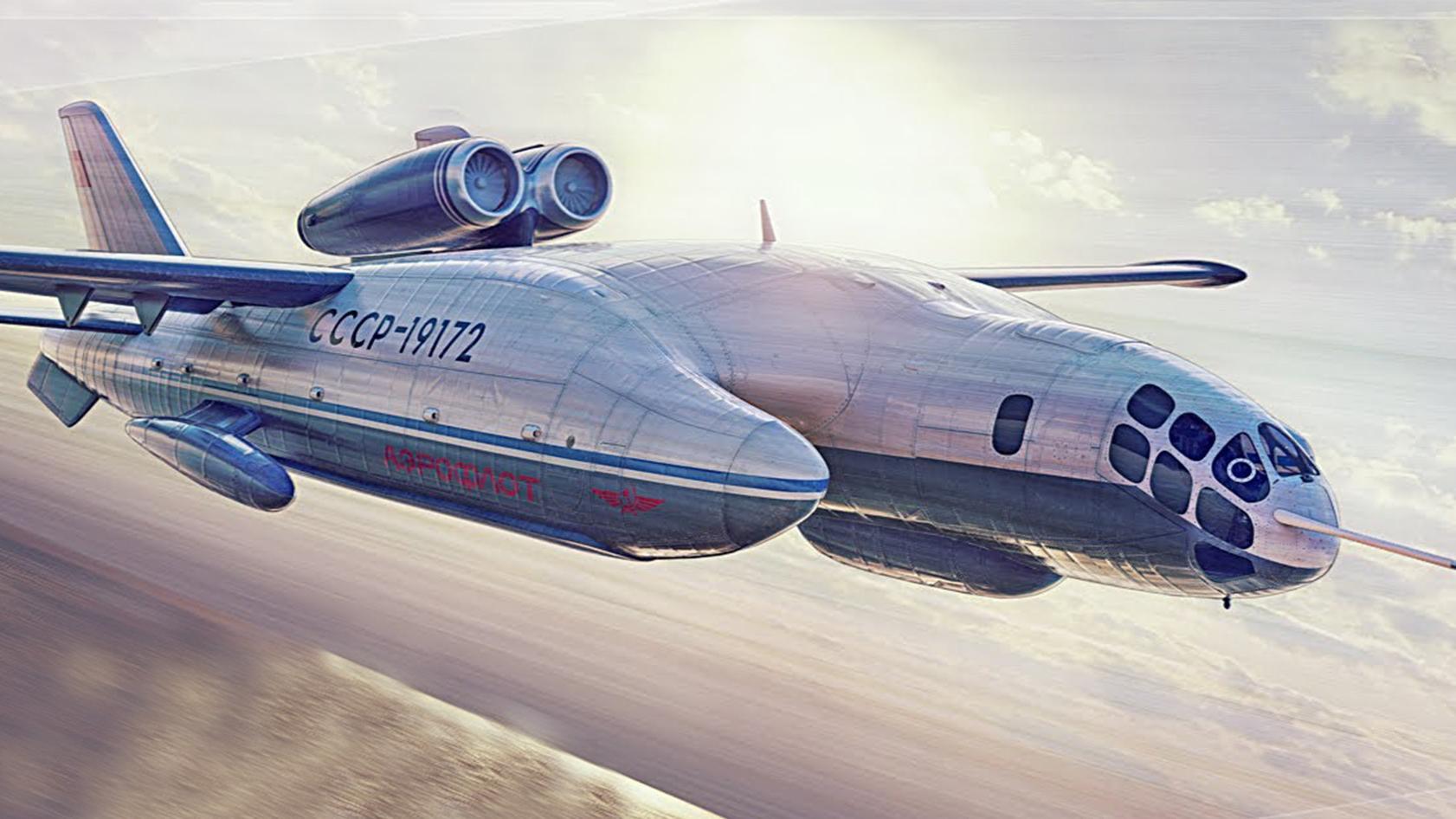 Das schrägste Flugzeug, das je gebaut wurde thumbnail